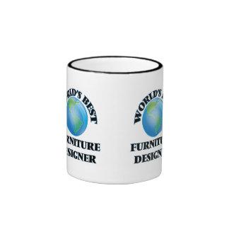 World's Best Furniture Designer Coffee Mug