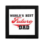 World's Best Future Dad Gifts Jewelry Box