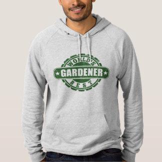 World's Best Gardener Hoodie