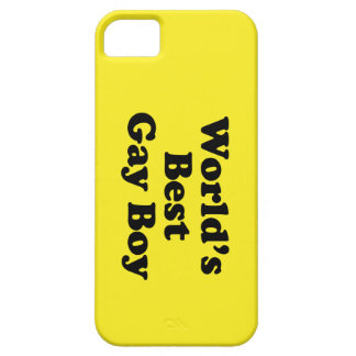 World's Best Gay Boy iPhone SE/5/5s Case