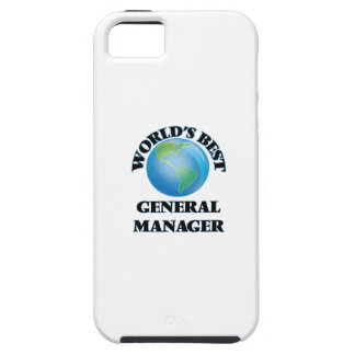 World's Best General Manager iPhone 5 Cover