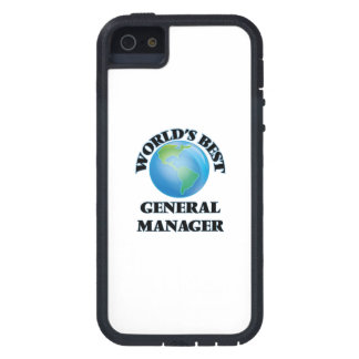 World's Best General Manager iPhone 5 Covers