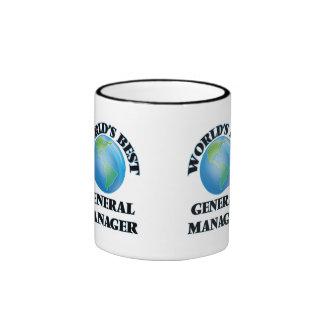 World's Best General Manager Mug