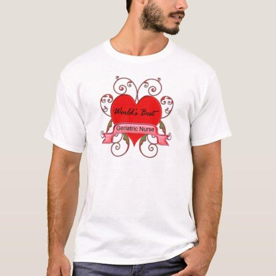 World's Best Geriatric Nurse T-Shirt