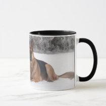 World's Best German Shepherd Dad Mug