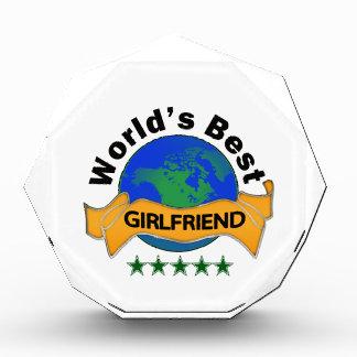 World's Best Girlfriend Award