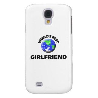 World's Best Girlfriend Galaxy S4 Case