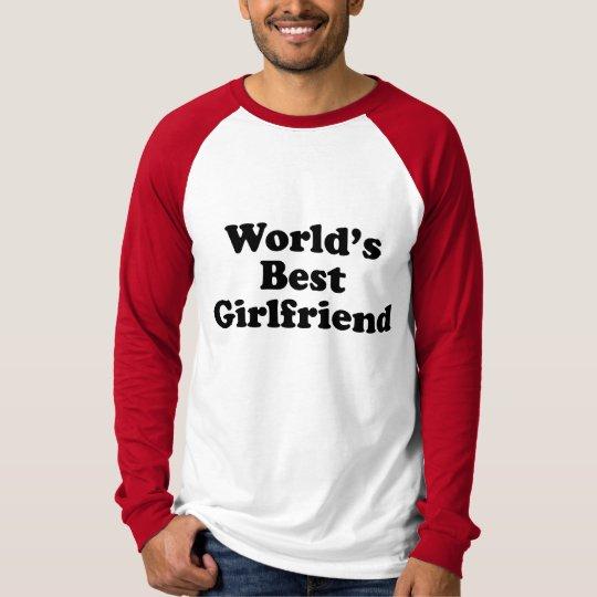 World's Best Girlfriend T-Shirt