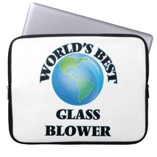 World's Best Glass Blower Computer Sleeve