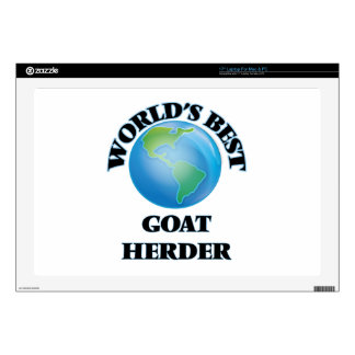 World's Best Goat Herder Decals For Laptops
