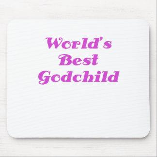 Worlds Best Godchild Mouse Pad