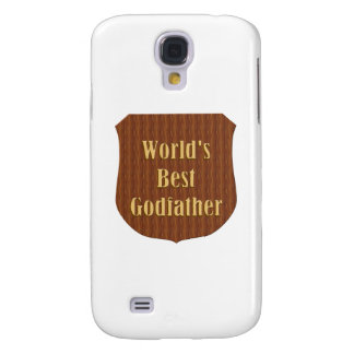 World's Best Godfather Galaxy S4 Covers
