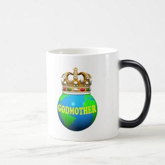 World's Best Godmother Mothers Day Gifts Magic Mug