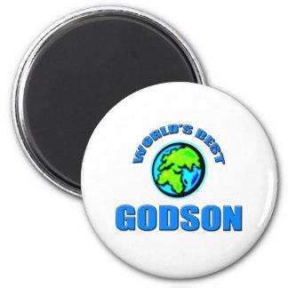 World's Best Godson Magnet