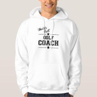 World's Best Golf Coach Pullover