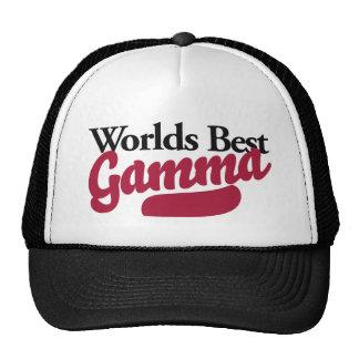 Worlds best Gramma Trucker Hat