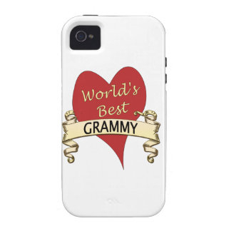 World's Best Grammy iPhone 4 Cover