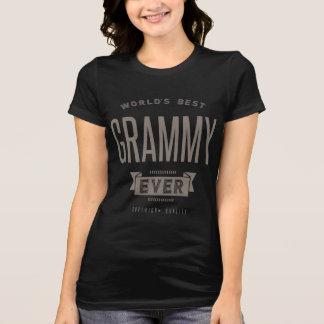 World's Best Grammy Ever T-Shirt