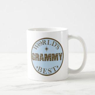 Worlds Best Grammy Gift Coffee Mug