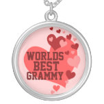 World's Best Grammy (or any name) Custom Necklace