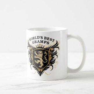 World's Best Gramps Classic White Coffee Mug