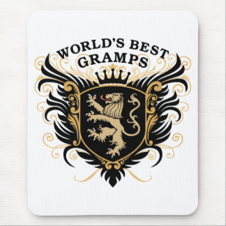 World's Best Gramps Mouse Pad