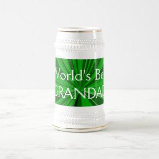 Worlds Best Grandad Beer Stein