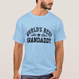 World's Best Grandaddy Ever T-Shirt