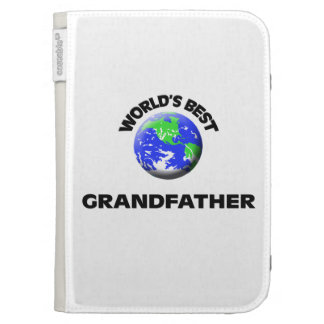 World's Best Grandfather Kindle 3G Cover