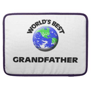 World's Best Grandfather MacBook Pro Sleeves