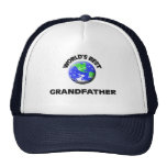 World's Best Grandfather Mesh Hats