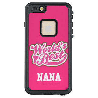 World's Best Grandma insert your own title LifeProof FRĒ iPhone 6/6s Plus Case