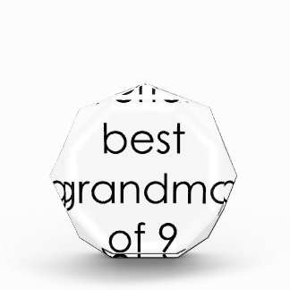 worlds best grandma of 9.png awards