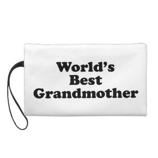 World's Best Grandmother Wristlet