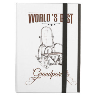 World's best grandpa case for iPad air