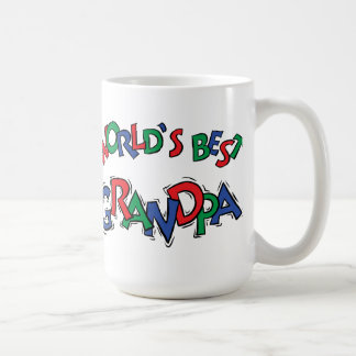 World's Best Grandpa Coffee Mug Mug