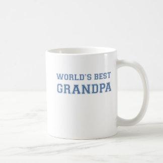 Worlds Best Grandpa Coffee Mug