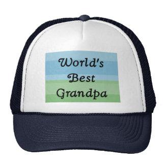 world's best Grandpa hat