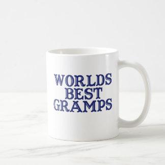 Worlds Best Grandpa Mugs