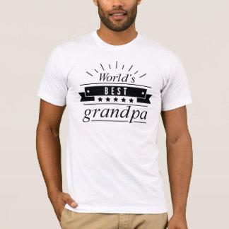 World's Best Grandpa T-Shirt