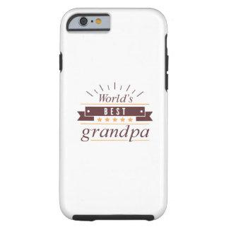 World's Best Grandpa Tough iPhone 6 Case