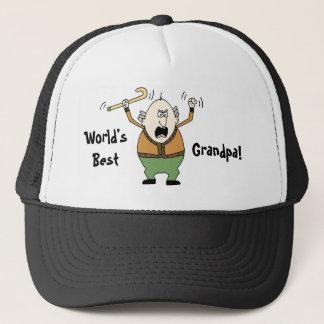 World's Best Grandpa! Trucker Hat