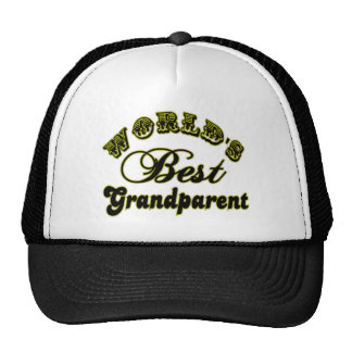 World's Best Grandparent Hat