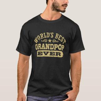 World's Best Grandpop Ever T-Shirt