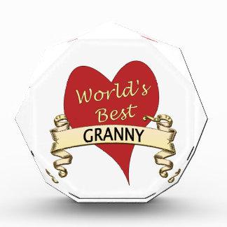 World's Best Granny Award