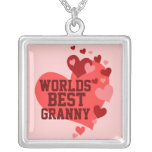 Worlds Best Granny (or any name) Jewelry
