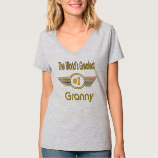 World's Best Granny T-shirts