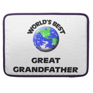 World's Best Great Grandfather MacBook Pro Sleeve