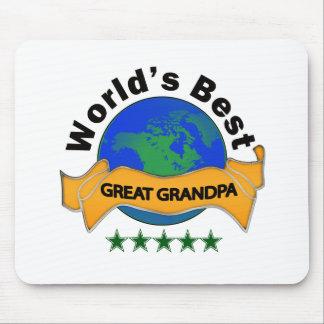 World's Best Great Grandma Mouse Pad