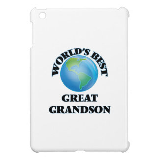 World's Best Great Grandson Case For The iPad Mini
